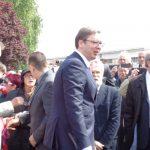Szerbia miniszterelnöke is részt vett az emlékműavatáson