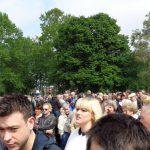 több ezren vettek részt a megemlékezésen