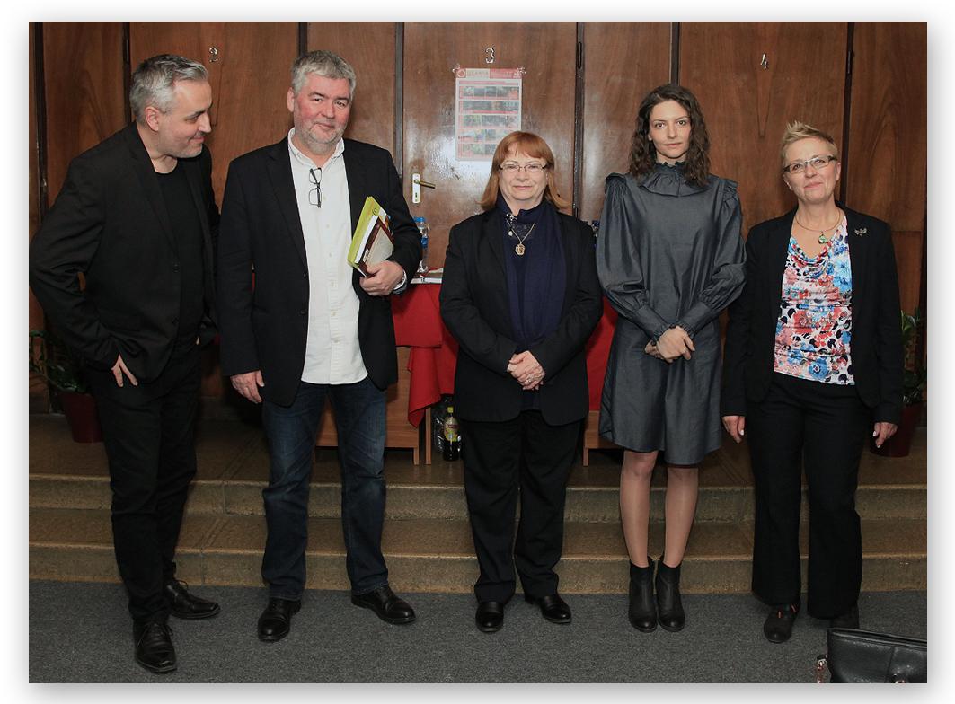 Köbli Norbert (fogatókönyvíró), Lajos Tamás (producer), Matkovits-Kretz Eleonóra, Gera Marina (főszereplő), Rozsnyai Ilona