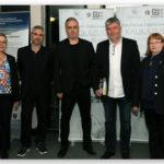 Rozsnyai Ilona, Szász Attila (rendező), Köbli Norbert (forgatókönyvíró), Lajos Tamás (producer), Matkovits-Kretz Eleonóra
