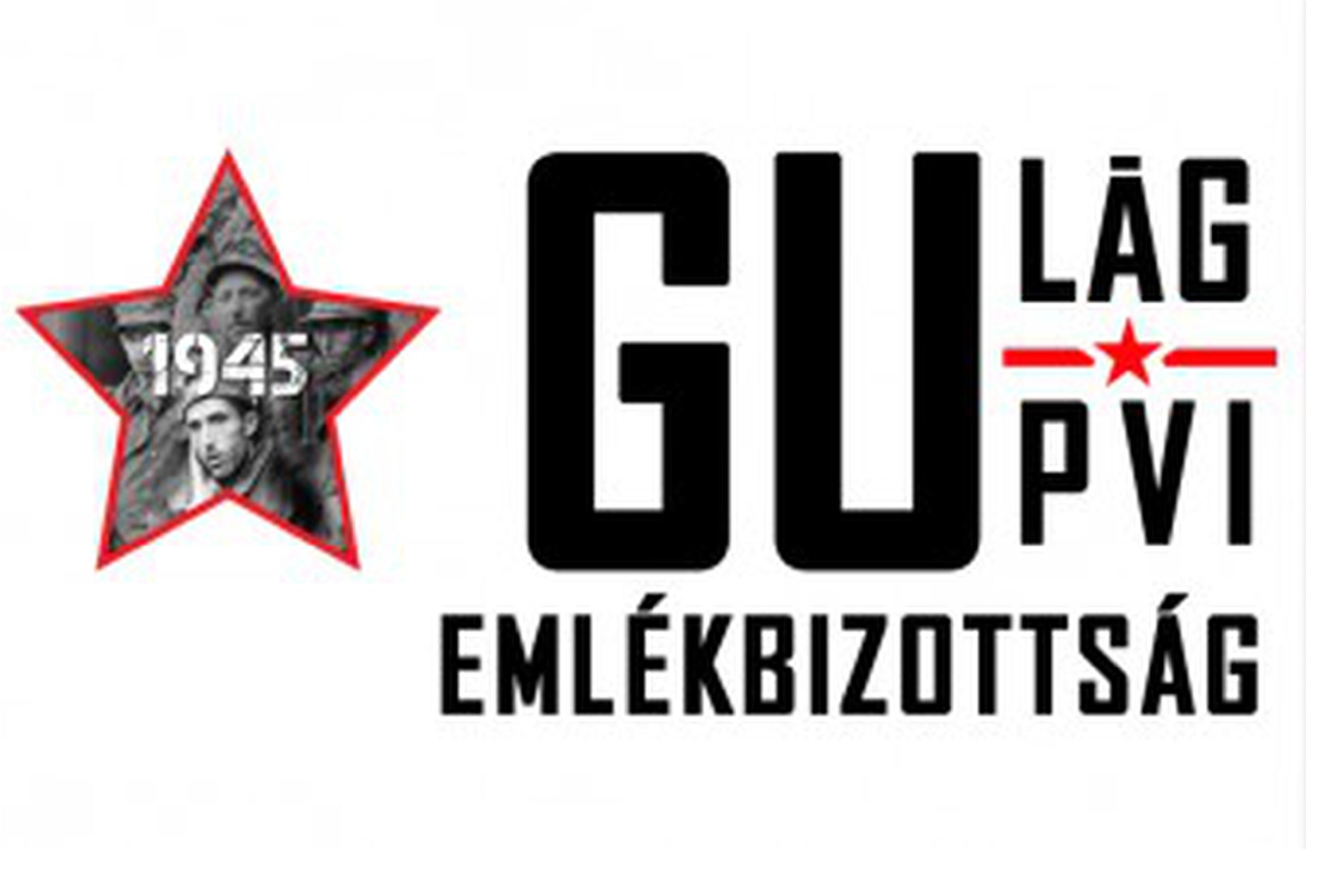 Gulág-Gupvi Emlékbizottság - logo