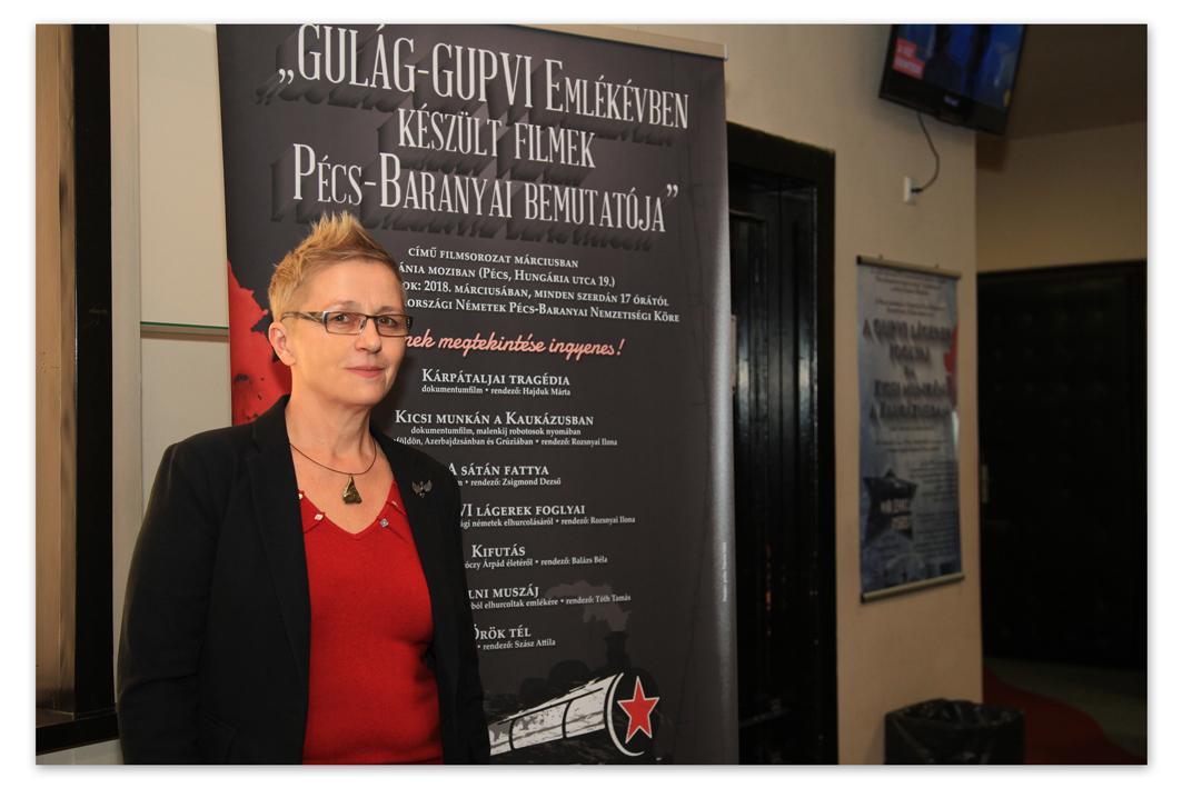 Rozsnyai Ilona (rendező, szerkesztő)