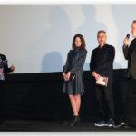 Interjú a színpadon: Gera Marina (főszereplő),  Szász Attila (rendező), Köbli Norbert (forgatókönyvíró)  interjút készítette: Rozsnyai Ilona