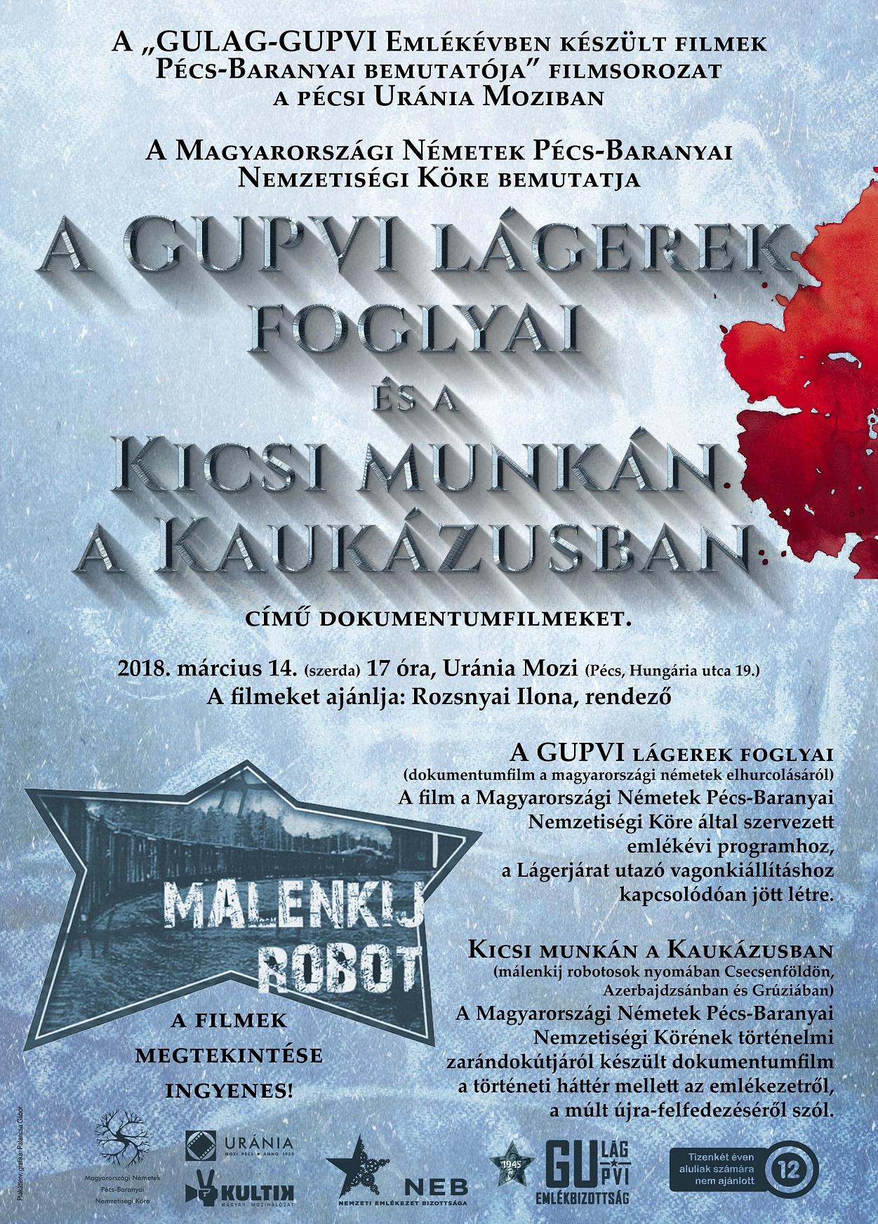 Plakát_GUPVI_Kaukázus k